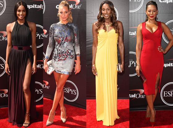 Best Dressed ESPY Awards
