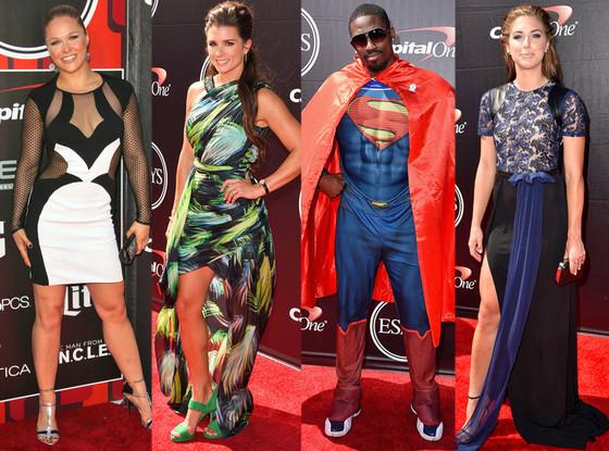 Worst Dressed ESPY Awards