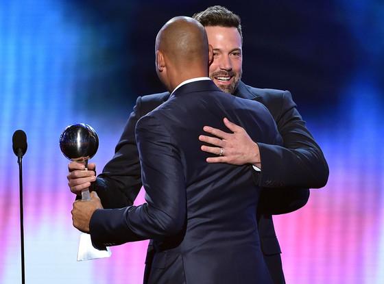 Ben Affleck, Derek Jeter, ESPY Awards