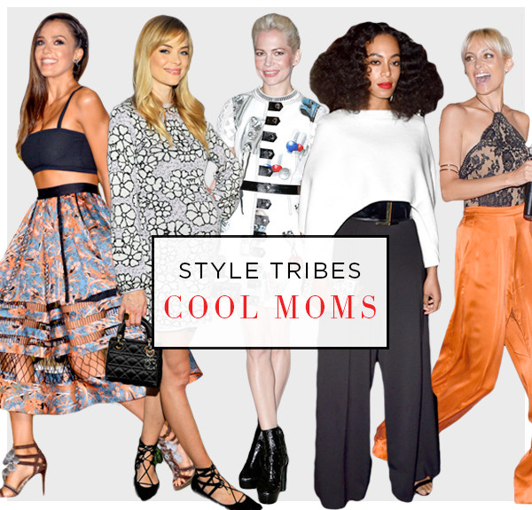 ESC, Style Tribes Cool Moms