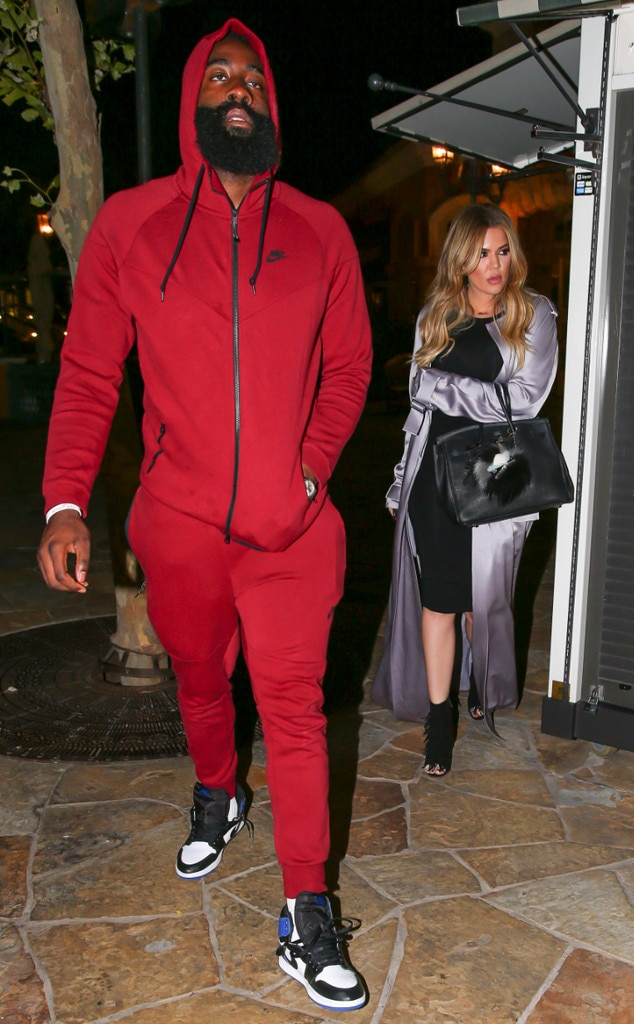 khloe still dating james harden