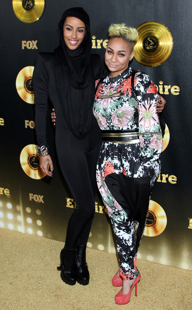 Raven-Symoné Opens Up About Her Life With Partner AzMarie ...
