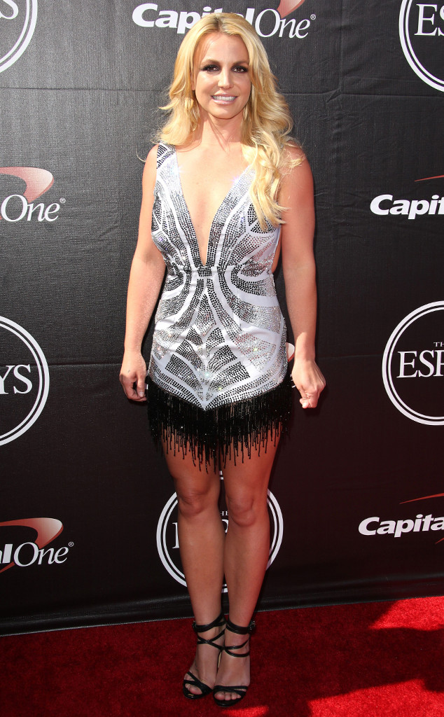 Britney Spears, ESPY Awards