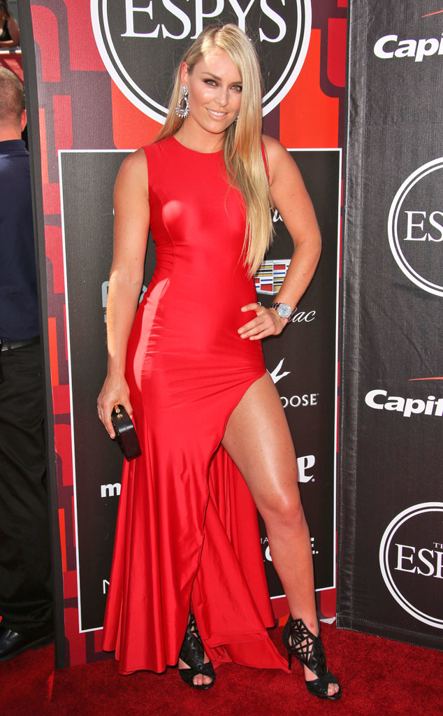 Lindsey Vonn, ESPY Awards