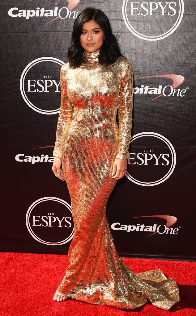 Kylie Jenner From Espy Awards Best Dressed Ever E News