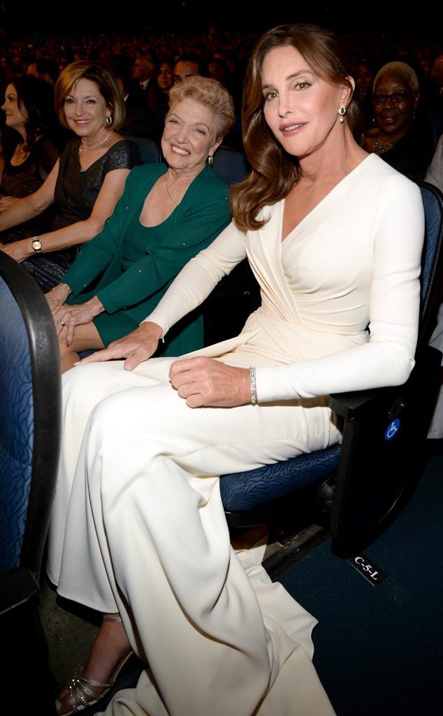 Caitlyn Jenner, Esther Jenner, Pam Mettler, ESPY Awards