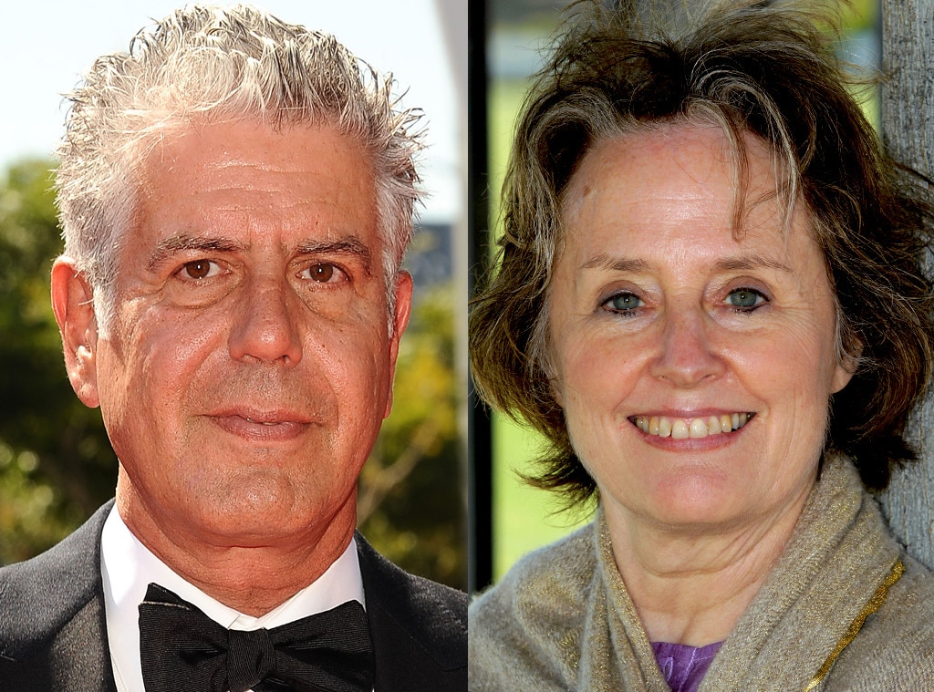 Alice Waters, Anthony Bourdain