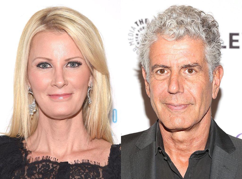 Sandra Lee, Anthony Bordain