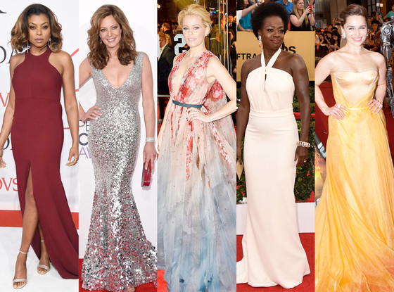 Emmy Nominees Best Looks