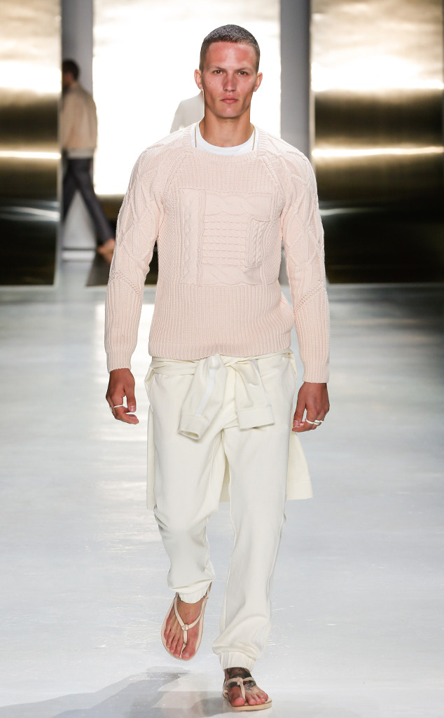 Perry Ellis, Mens Fashion Week