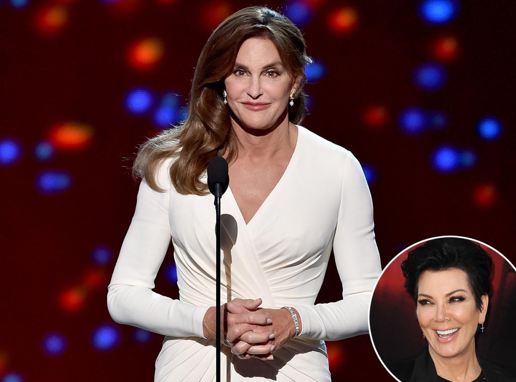 Caitlyn Jenner, ESPY Awards, Kris Jenner