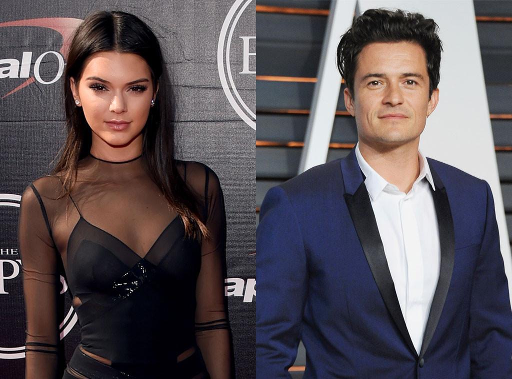 Kendall Jenner, Orlando Bloom