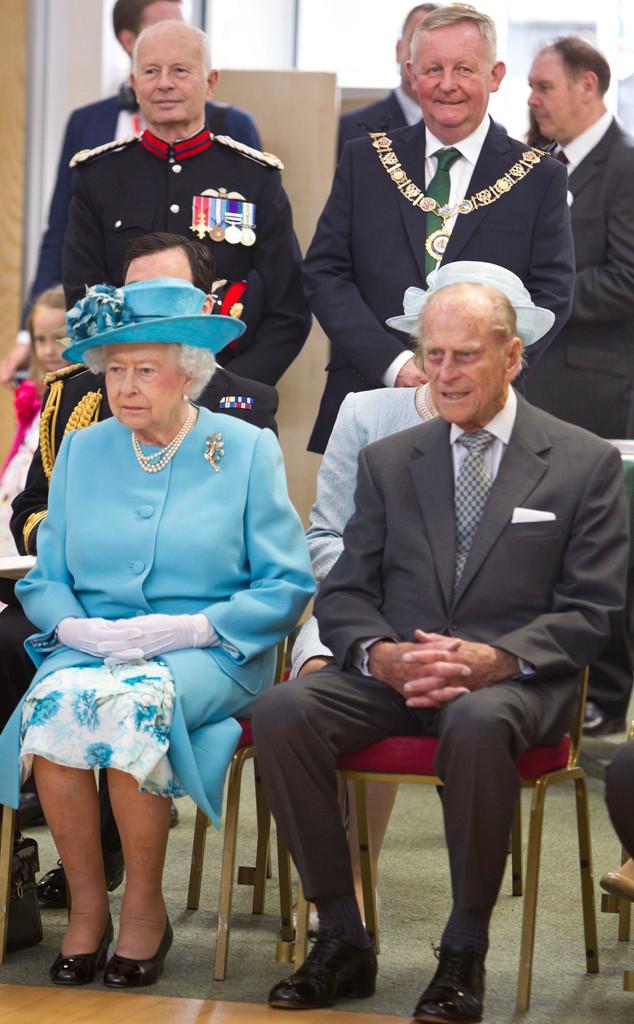 Queen Elizabeth, Prince Philip, Duke of Edinburgh