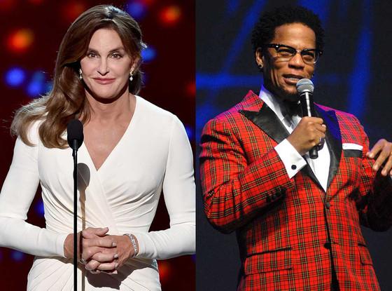 Caitlyn Jenner, ESPY Awards, D.L. Hughley