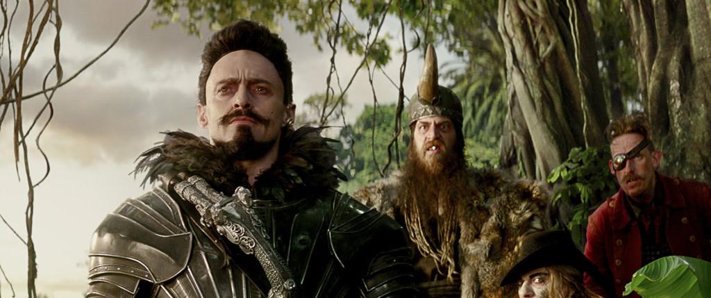 Hugh Jackman, Blackbeard, Pan