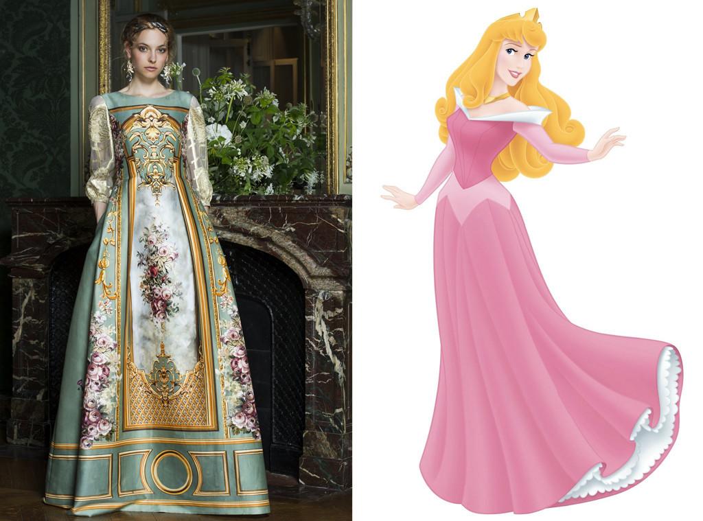 Alberta Ferretti, Disney Princess