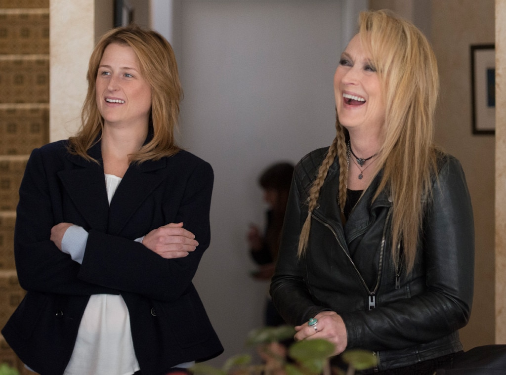 Ricki and the Flash, Merly Streep