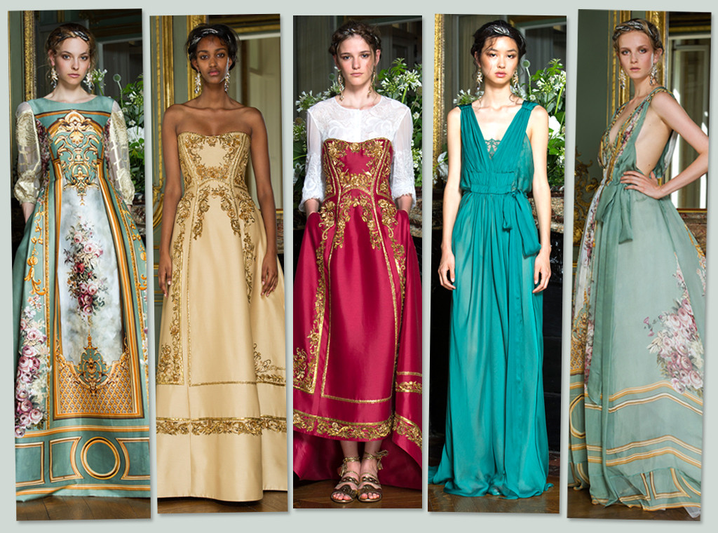 Alberta Ferretti S Limited Edition Spring Collection Would Be
