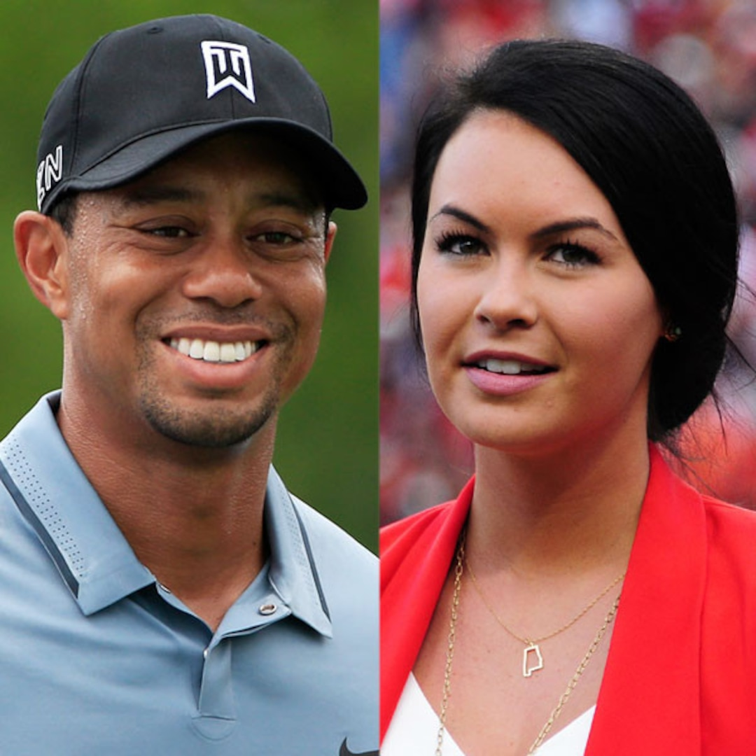 Tiger Woods Denies Affair With Pro Golfer's Ex-Wife - E ...
