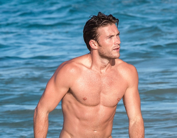 Beyond The Sea From Scott Eastwood's Shirtless Pics