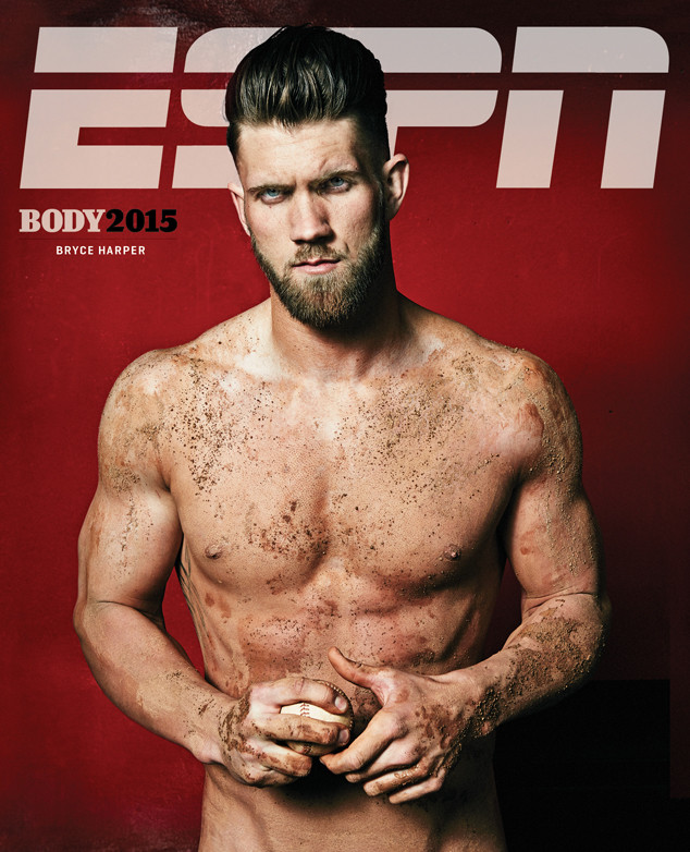 Bryce Harper, ESPN Magazine Body Issue