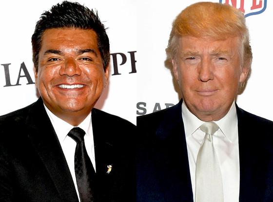 Donald Trump, George Lopez