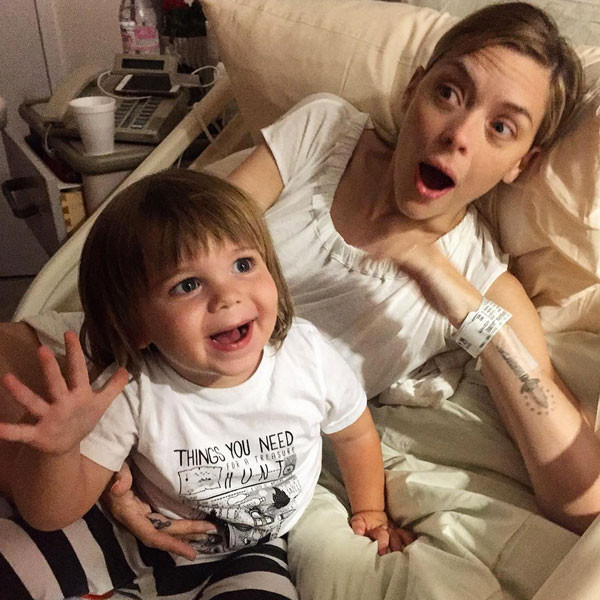 jaime king announces birth of her baby boy with confusing
