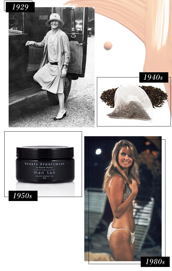 ESC, History of the Tan
