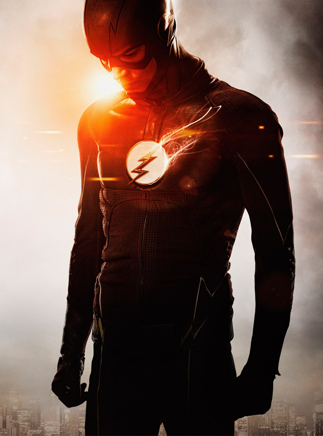 The Flash, Suit Reveal