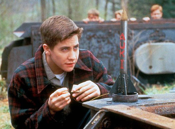 Jake Gyllenhaal, October Sky