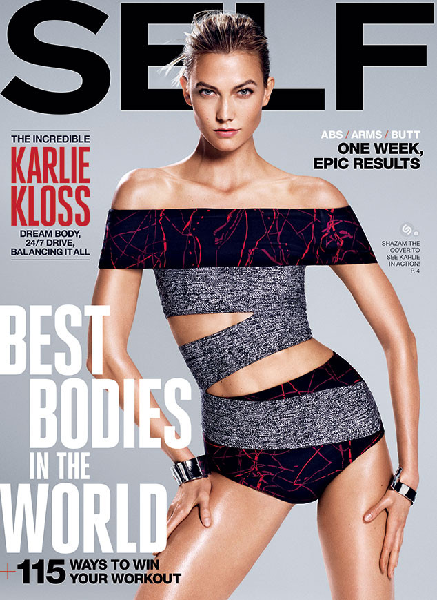 Karlie Kloss, SELF