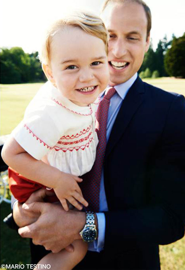 Prince George, 2nd Birthday, Prince William