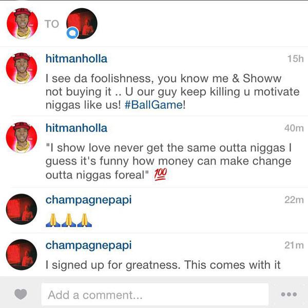 Drake, Twitter