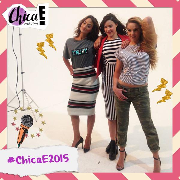 Chica E! 2015