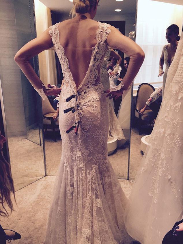Whitney Port, Wedding Dress
