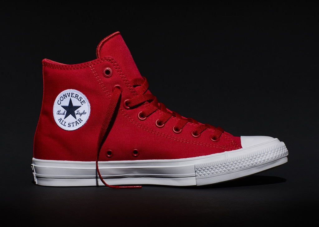 converse all star chuck taylor rouge
