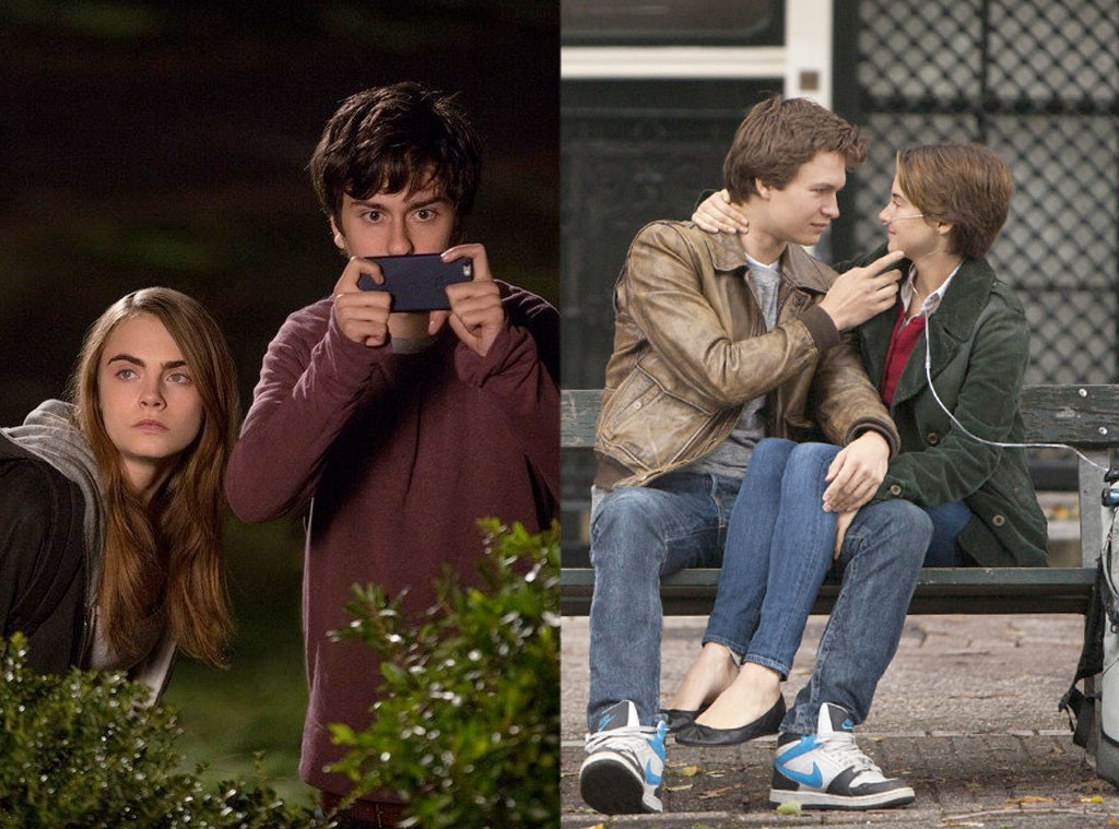 Paper Towns, The Fault in Our Stars
