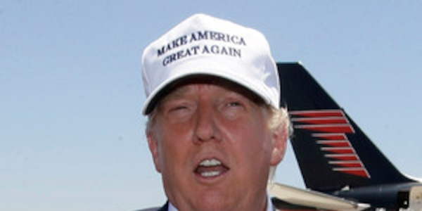 445170372ea Donald Trump s   Make America Great Again   Hat Is at Least Uniting the  Twitterverse in Mirth and Merriment