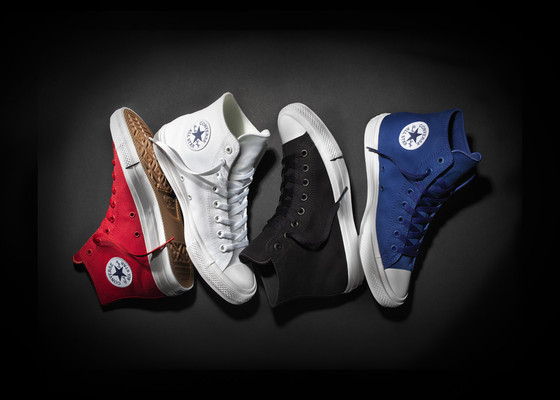 d4aabe89a12 Converse Redesigns Chuck Taylor All Stars for the First Time in 98 ...