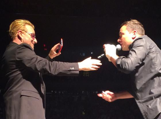 Bono, Jimmy Fallon