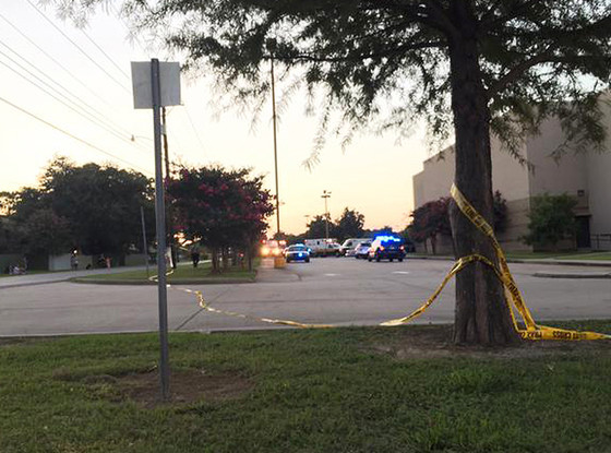 Shooting in Lafayette