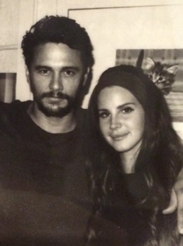 James Franco, Lana Del Rey
