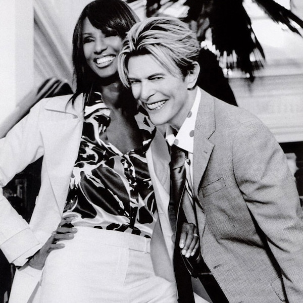 Workin' It Together From David Bowie: A Life In Pictures