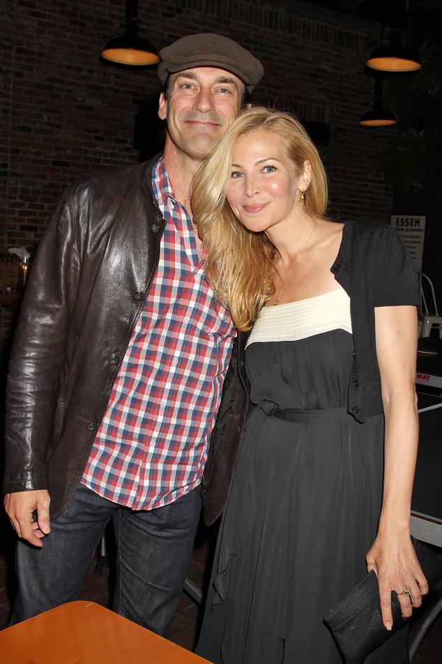 Jon Hamm & Longtime Girlfriend Jennifer Westfeldt Split