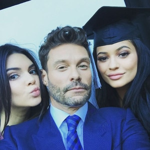 Kendall and kylie ryan seacrest dating