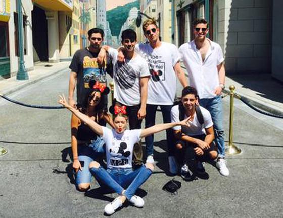 Gigi Hadid, Joe Jonas