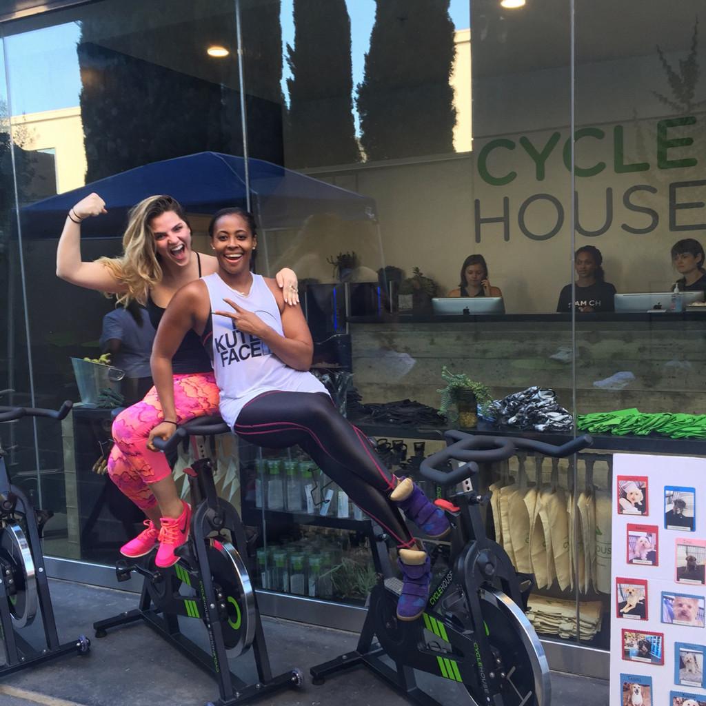 Hollywood Cycle, Lindsey Caldwell