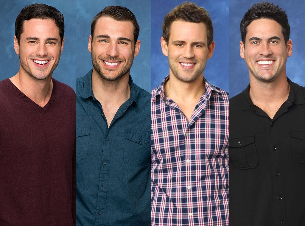 Nick Viall, Ben Higgins, Ben Zorn, Josh Murray, Bachelor