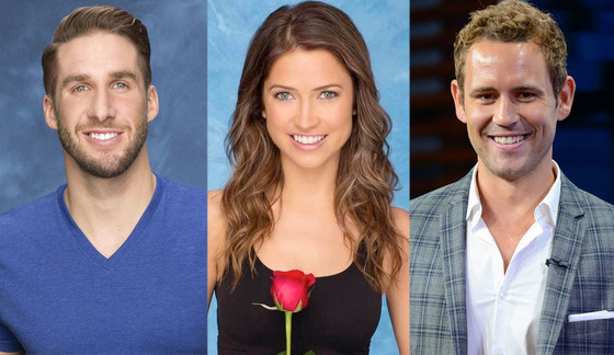 Kaitlyn Bristowe, Nick Viall, Shawn Booth