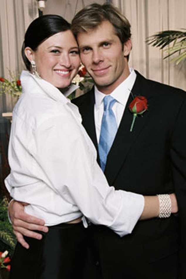 The Bachelorette , Season 2 (January 2004) - Meredith Phillips  got a second chance after sent home by  Bob Guiney , and did get engaged to  Ian McKee . Their relationship sadly only lasted a little over a year.